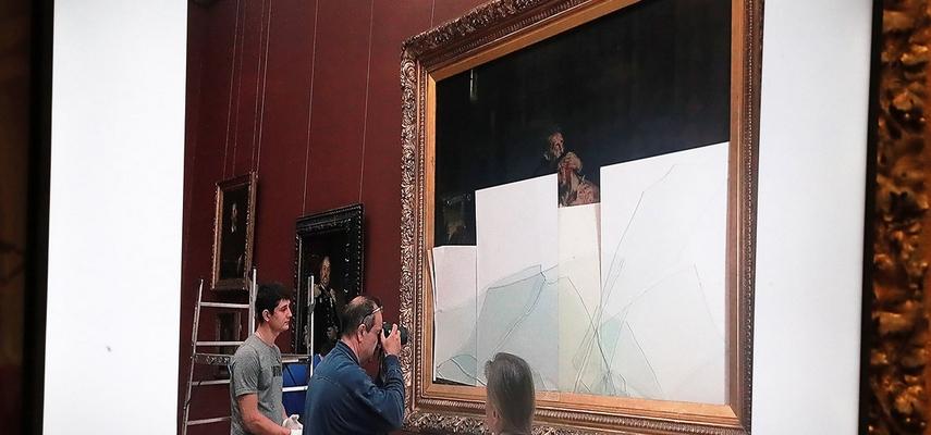 После нападения на картину Репина был поднят вопрос охраны музеев