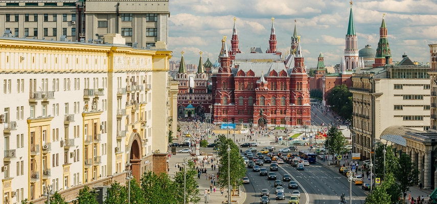 Более 40 000 человек будет охранять Москву в День города