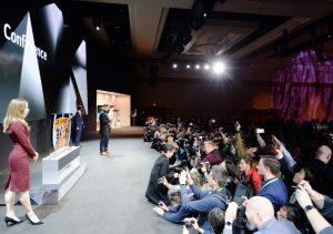 Организация безопасности форумов и пресс-конференций
