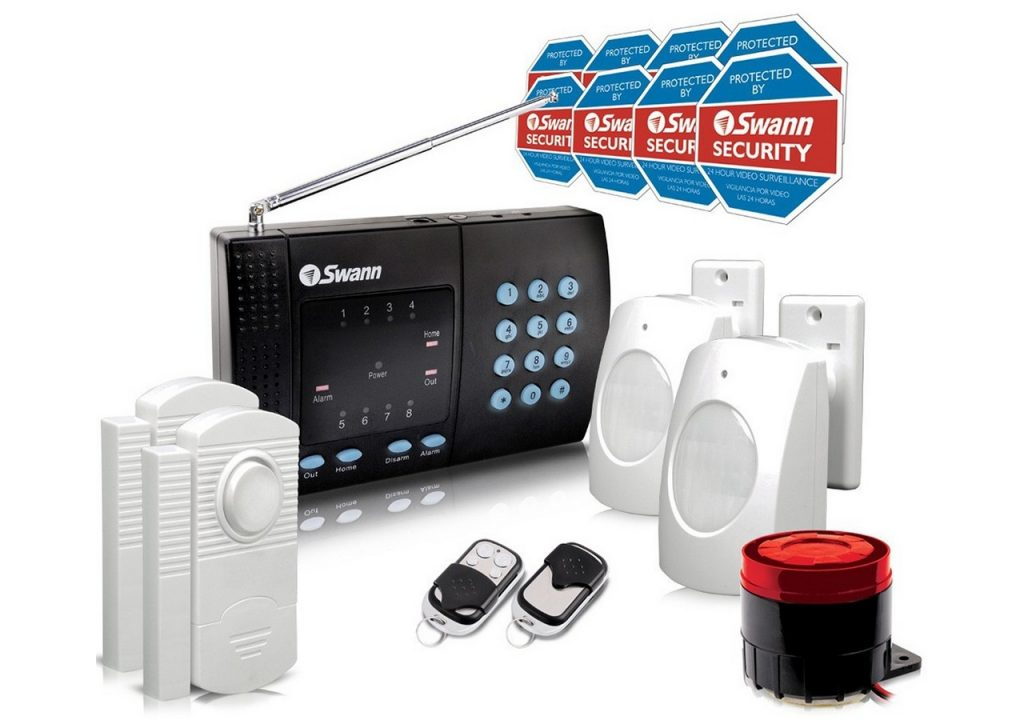 Системы охраны квартир: виды современных технических средств