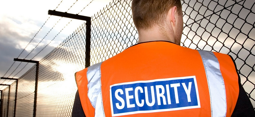 Организация физической охраны стройплощадок