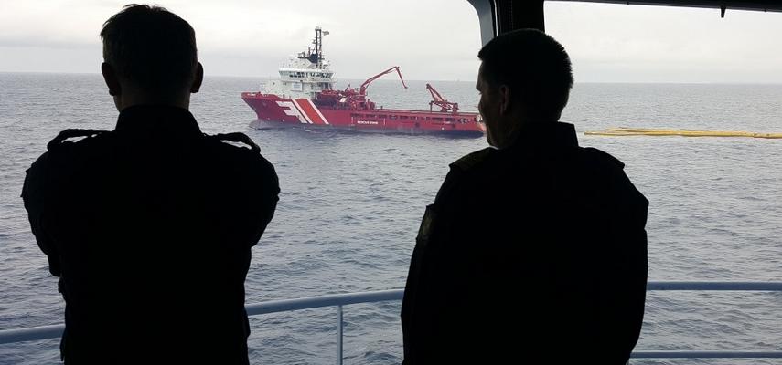Охрана рыболовецких судов, траулеров и других водных объектов