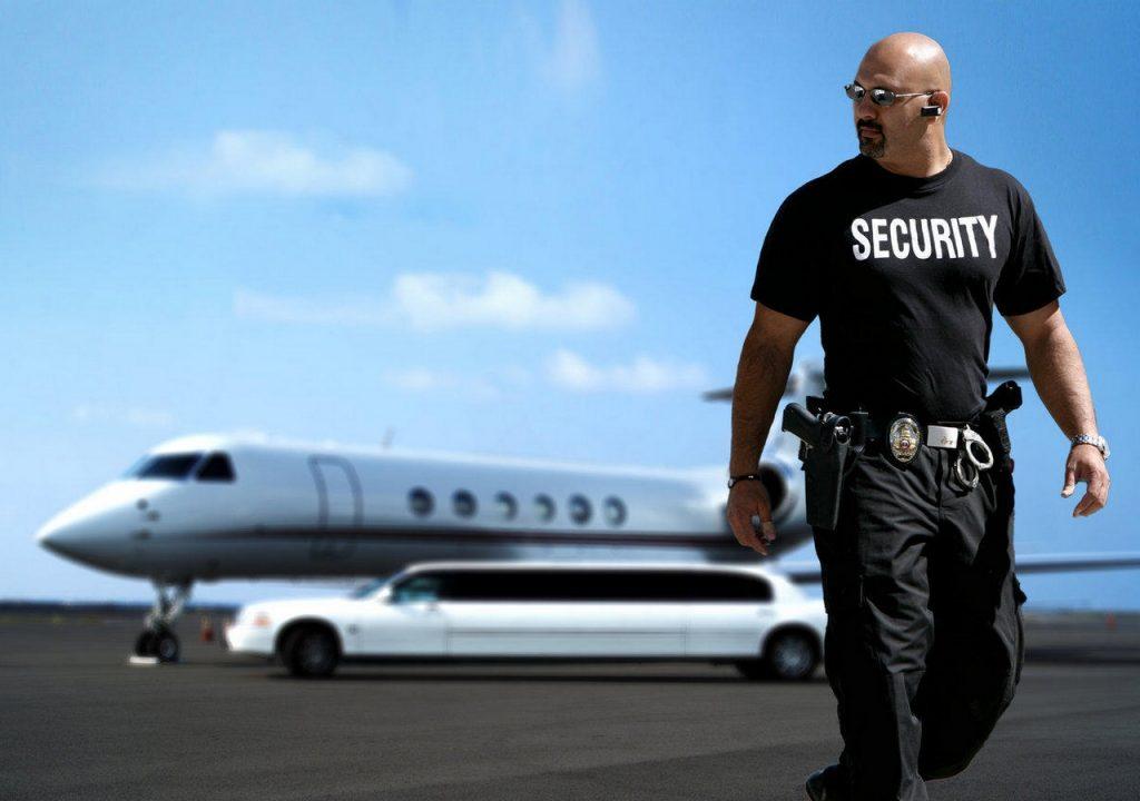 Правила и специфика организации охраны аэропортов