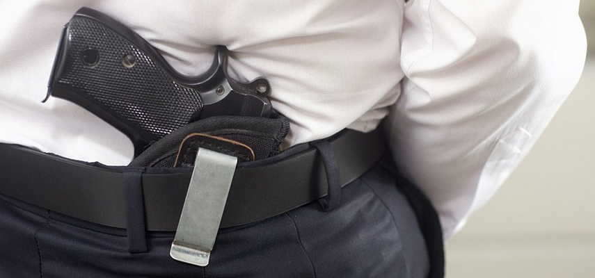 Виды оружия для охранников ЧОПов || Как должен носить служебное оружие охранник ведомственной охраны