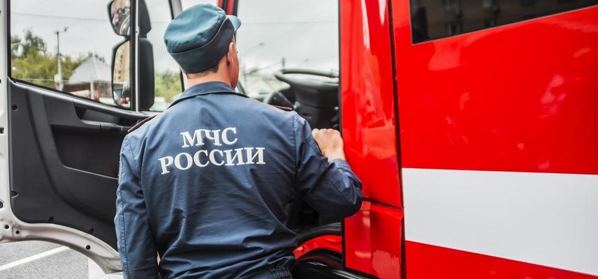МЧС создало главное управление пожарной охраны