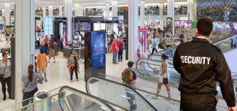 Организация охраны торговых центров