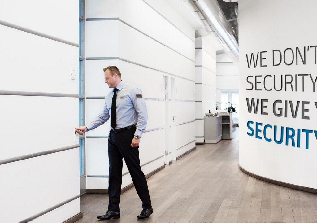 Обеспечение безопасности выставки ЧОПом
