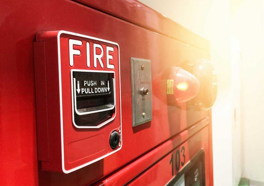 Системы противопожарной безопасности: виды, требования, монтаж