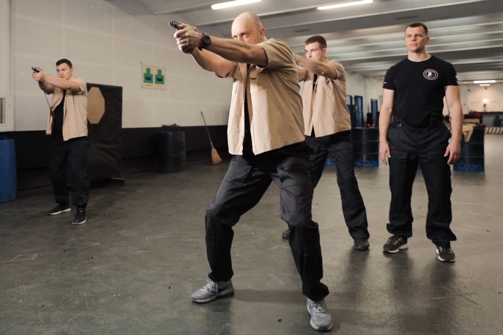 Особенности подготовки телохранителей