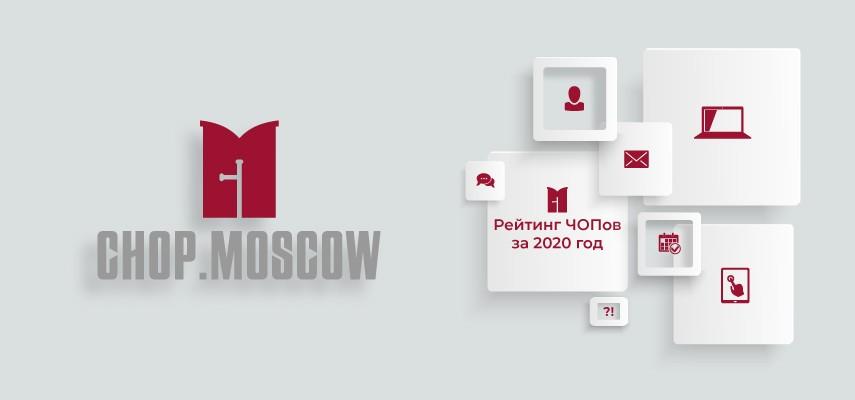 Лучшие ЧОПы Москвы по итогам 2020 года